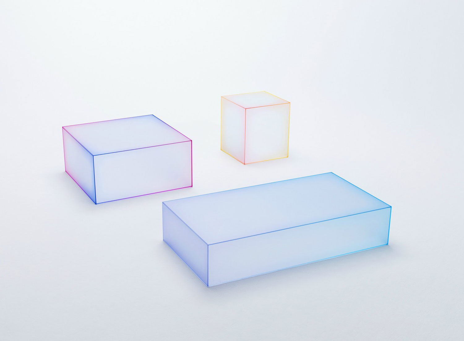 nendo soft tables | #MILANTRACE2015 by Yellowtrace