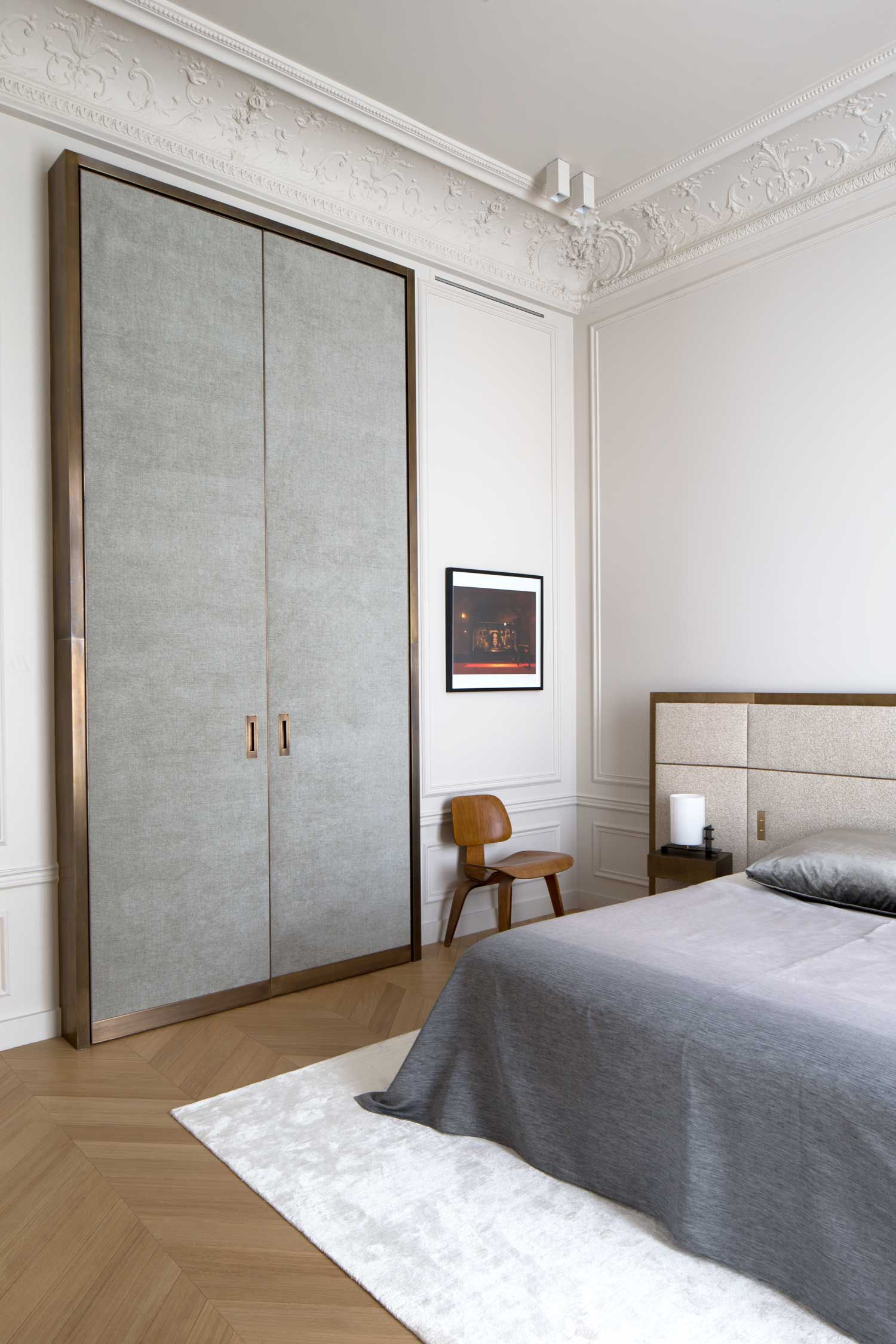 Apartment Trocadero by Rodolphe Parente | Yellowtrace