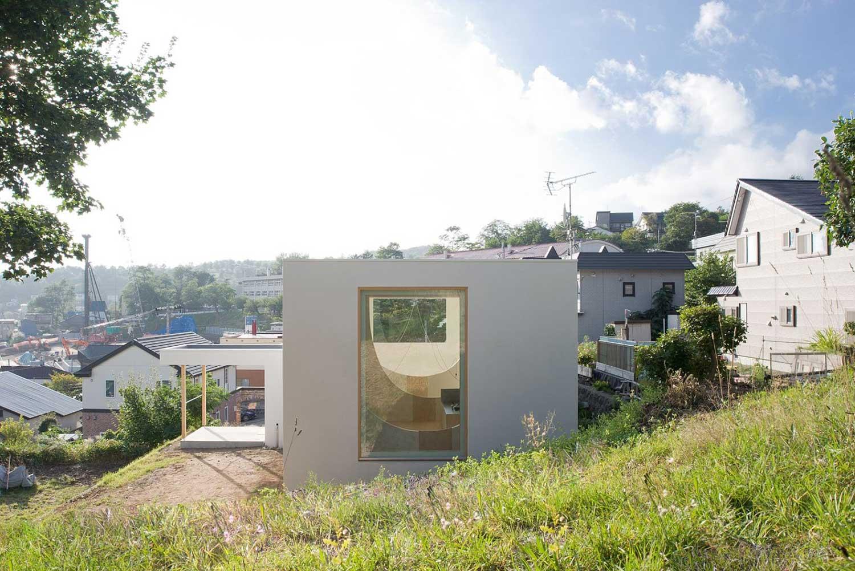 Brother House by Hiroshi Kuno + Associates | Yellowtrace