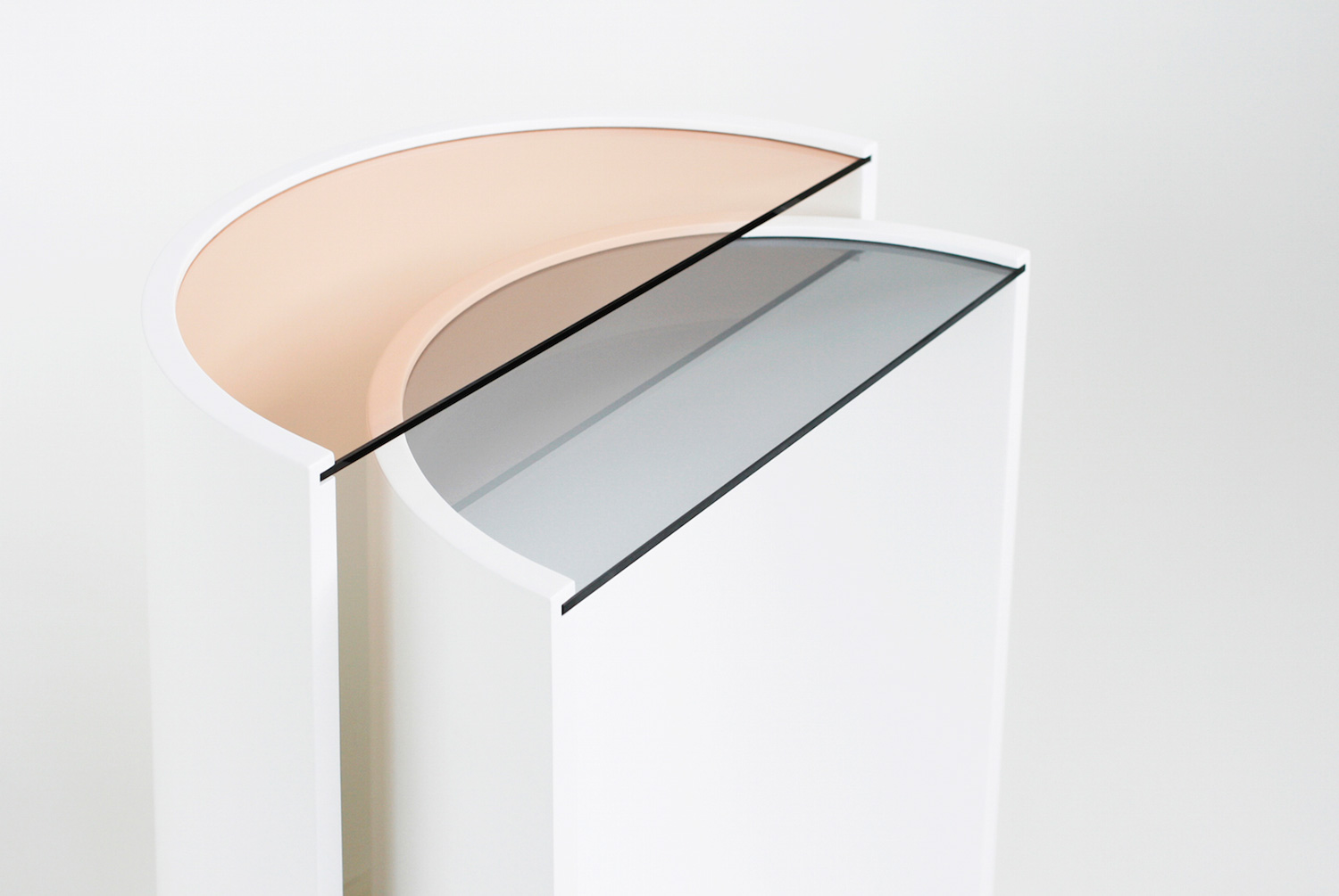 Contour Side Tables by Bower | Yellowtrace