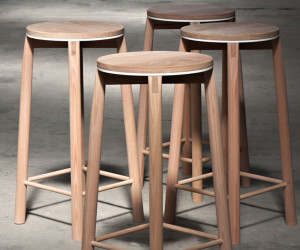 Crop Stool by Rem Furniture   Yellowtrace