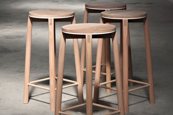 Crop Stool by Rem Furniture | Yellowtrace