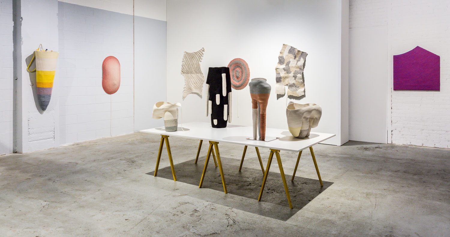 Doug Johnston at Collective Design Fair | Yellowtrace