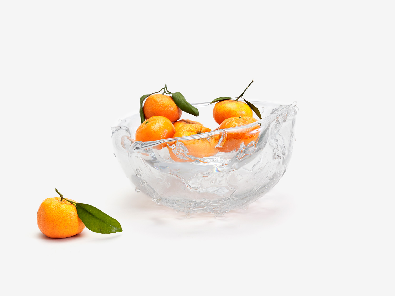 Glass Bowl by Assembly Design | Yellowtrace