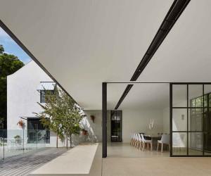 Hopetoun Road Residence by b.e Architecture   Yellowtrace