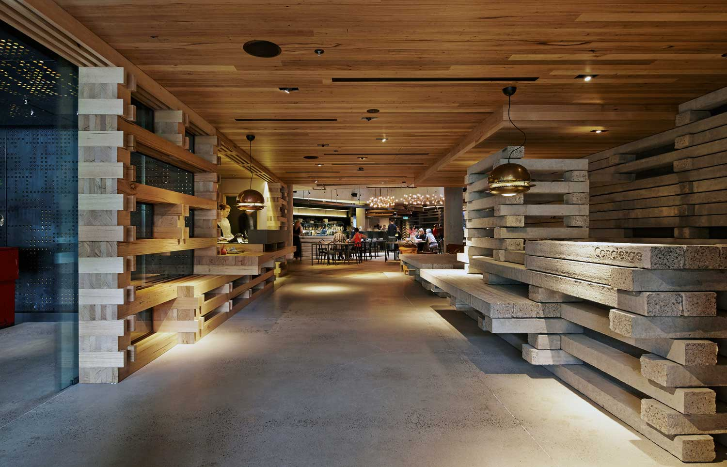 Hotel Hotel Canberra | Yellowtrace