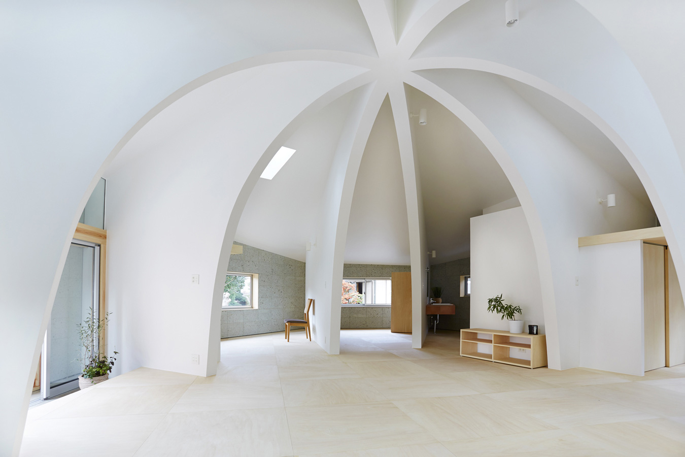 House I by Hiroyuki Shinozaki Architect | Yellowtrace
