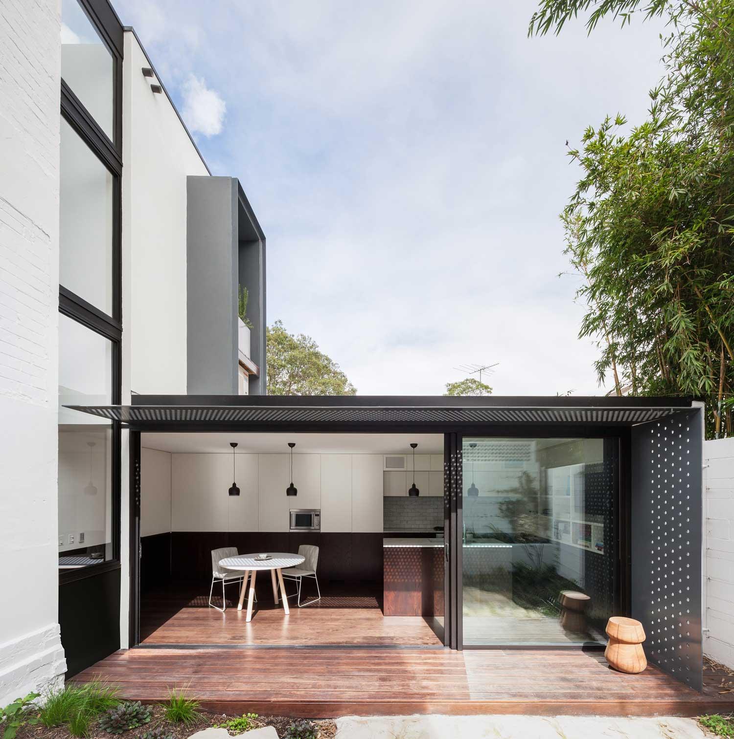 House McBeath by Tribe Studio Architects. Photo by Katherine Lu | Yellowtrace