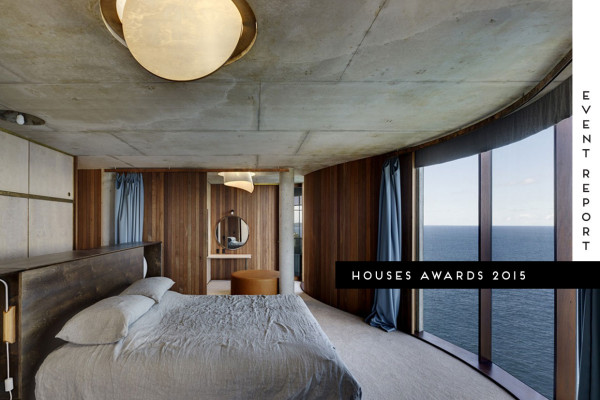 Houses Awards 2015 | Yellowtrace