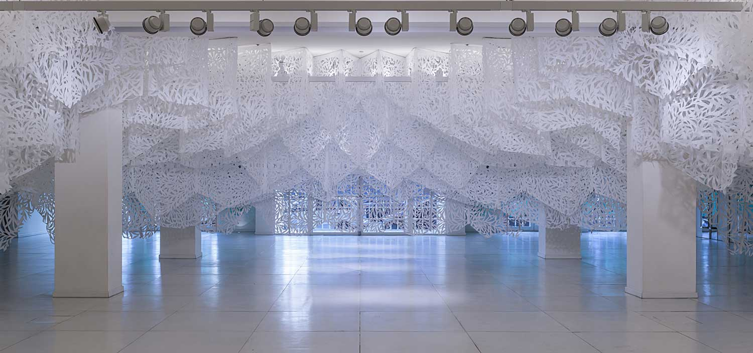 Installation by Manuel Ameztoy | Yellowtrace