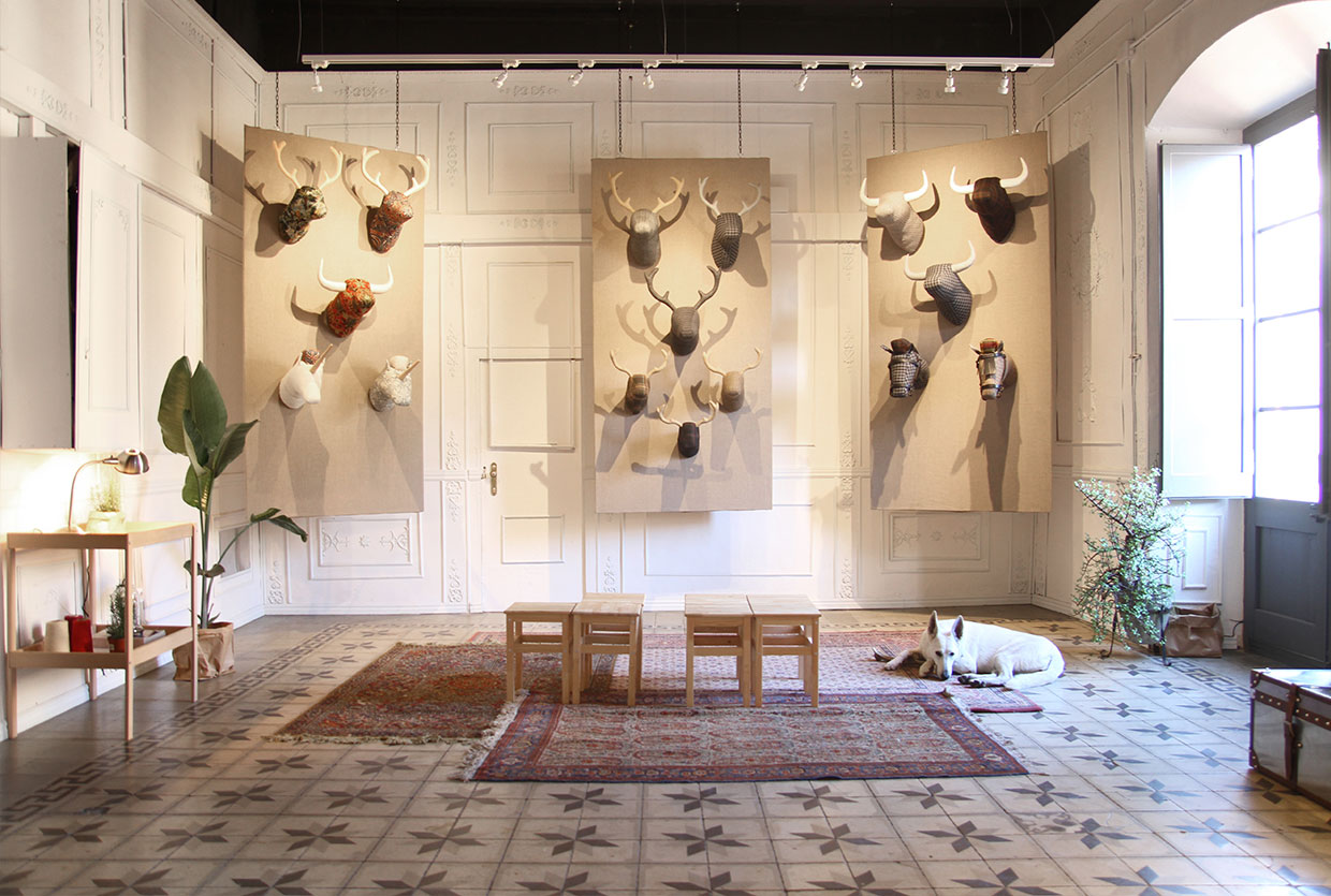 Interior Design & Ephemeral Installations by Colapso | Yellowtrace