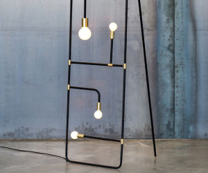 Lambert & Fils Lighting Collection Inspired by Chinese Screens   Yellowtrace