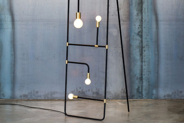 Lambert & Fils Lighting Collection Inspired by Chinese Screens | Yellowtrace