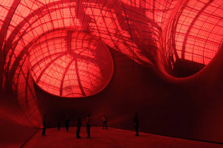 Leviathan Installation by Anish Kapoor | Yellowtrace