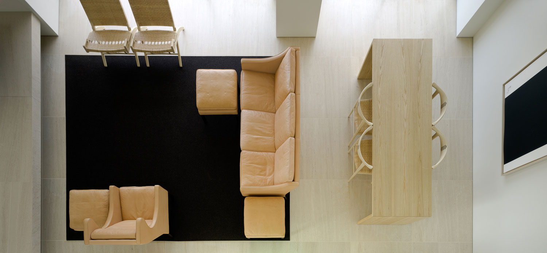 Majorca Apartment by John Pawson Architect / Photo Richard Glover   Yellowtrace