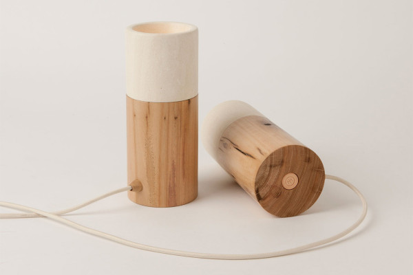 Matchstick Lamp by Inkster Maken | Yellowtrace