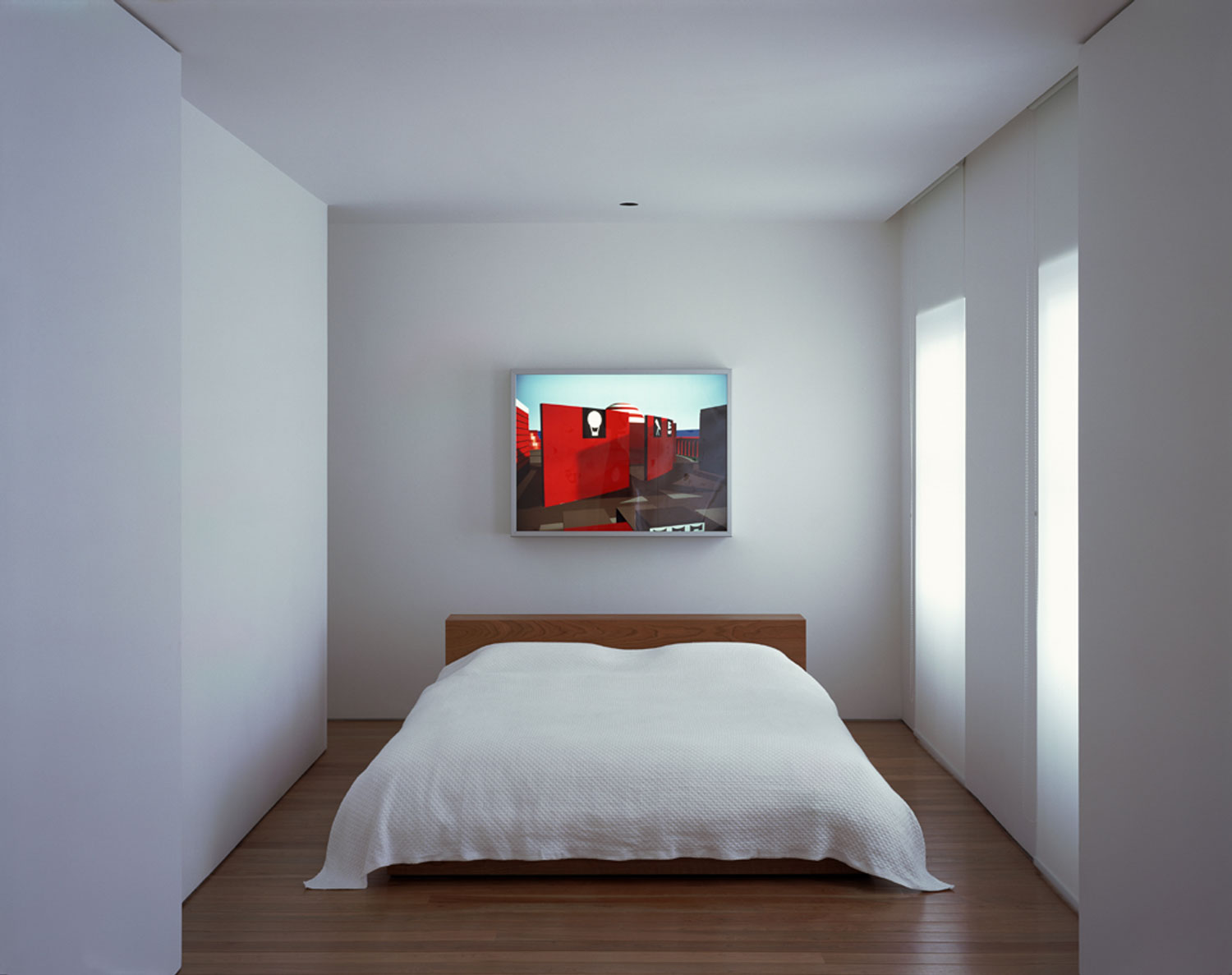 Mews House by John by Pawson Architect / Photo Richard Glover   Yellowtrace