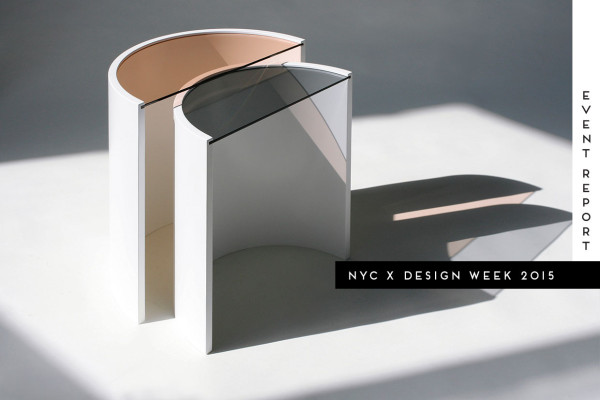 Event Report: NYCxDesign Week 2015 | Yellowtrace