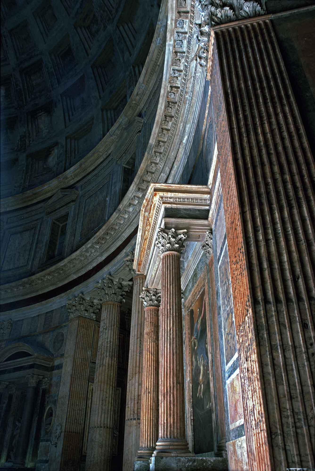Pantheon / Photo Richard Glover   Yellowtrace