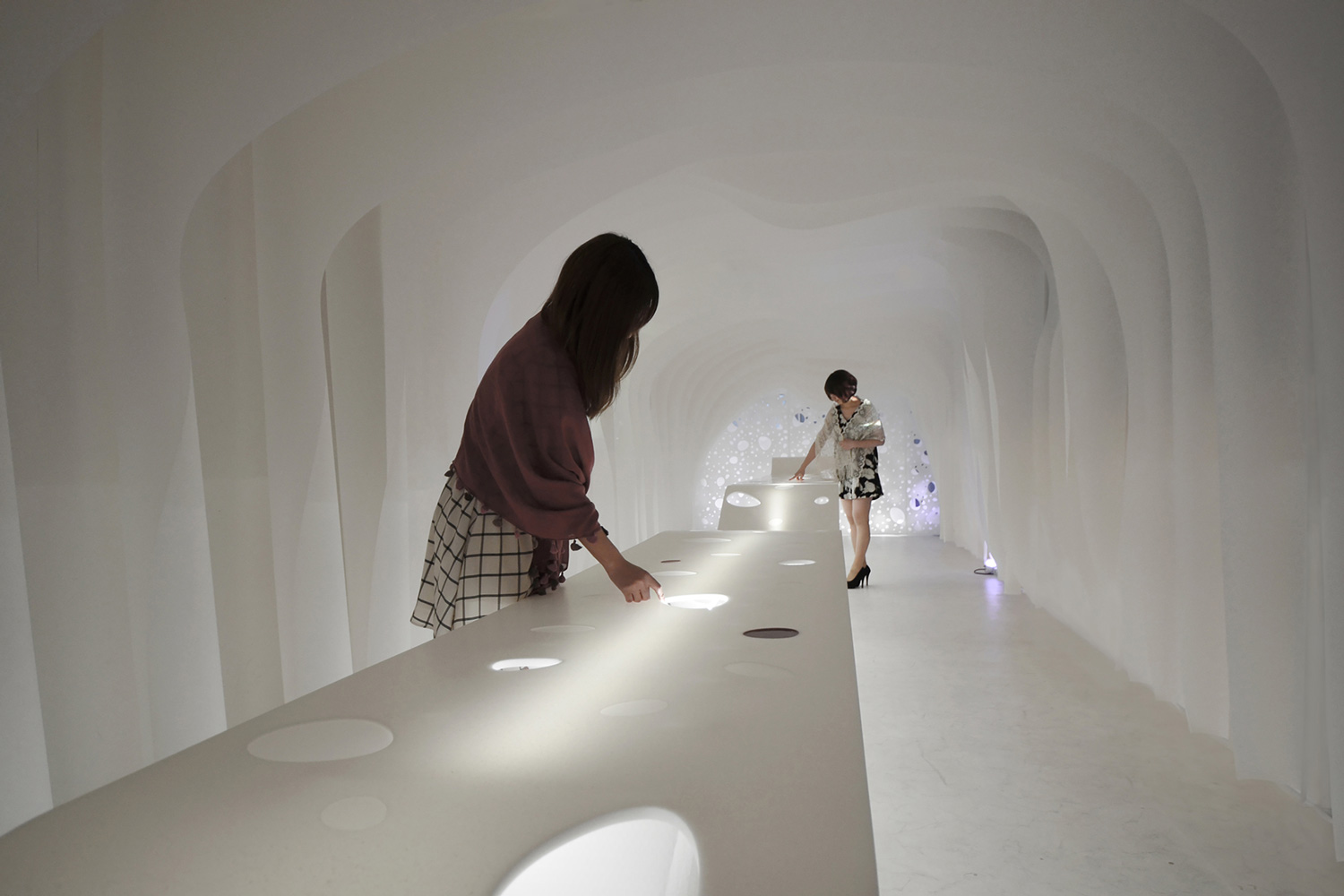 Paper Cave by Kotaro Horiuchi | Yellowtrace