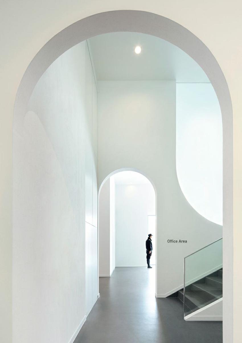Penda Hongkun Art Gallery in Beijing | Yellowtrace