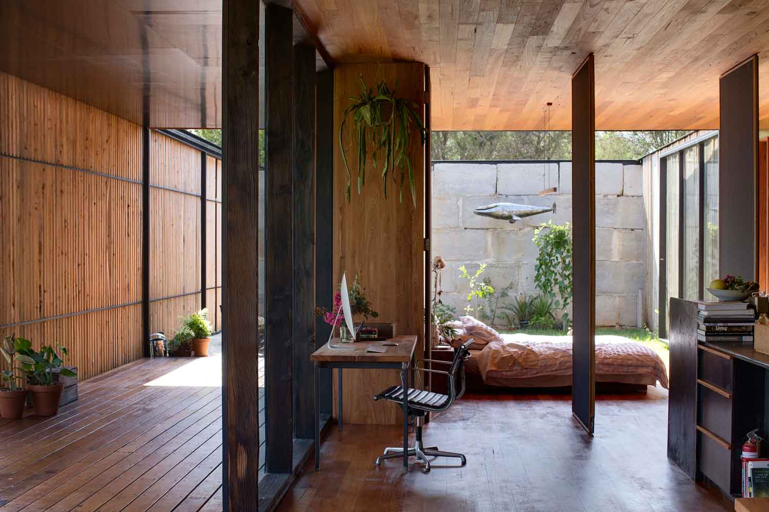 Sawmill House by Archier Studio. Photo by Benjamin Hosking | Yellowtrace