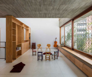 Scout House by BAAG   Yellowtrace