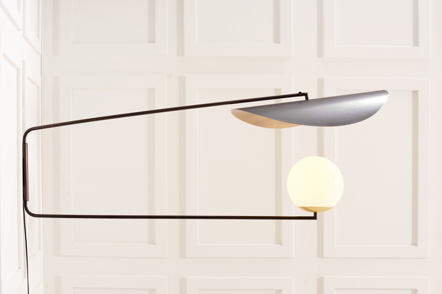 Sunshade Pendant by Anna Karlin | Yellowtrace