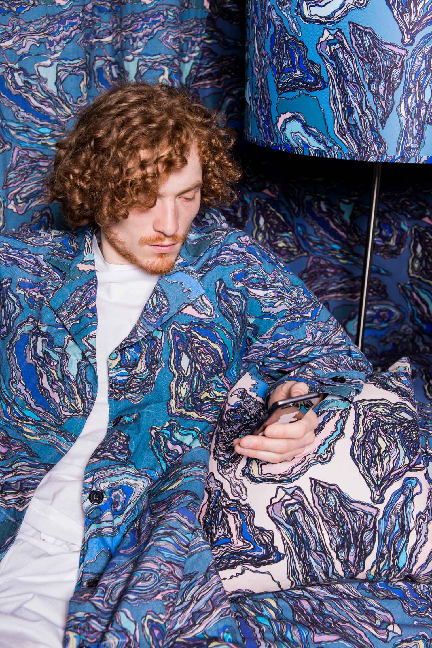 The Print All Over Me Sightunseen Collaboration | Yellowtrace