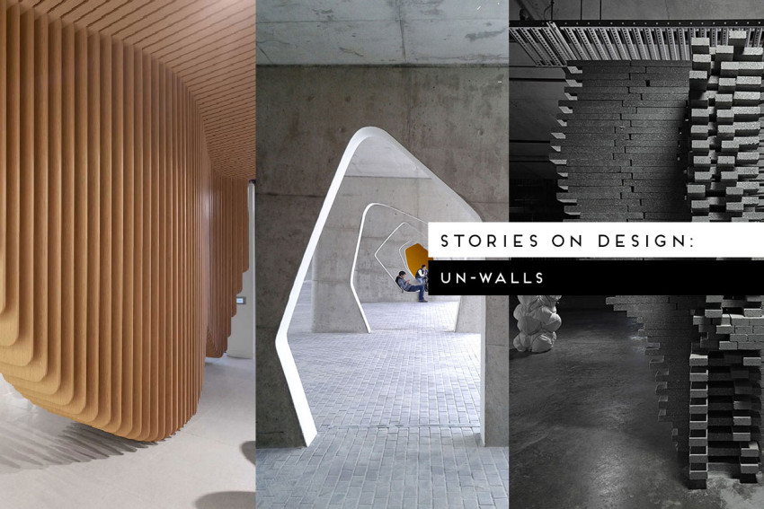 Stories on Design: Un-Walls / Curated by Yellowtrace