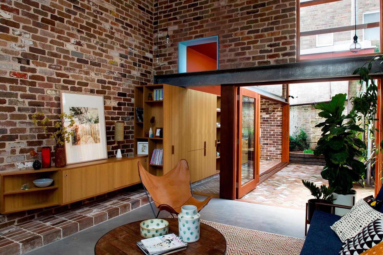 Walter Street Terrace by David Boyle Architect. Photo by Brigid Arnott | Yellowtrace