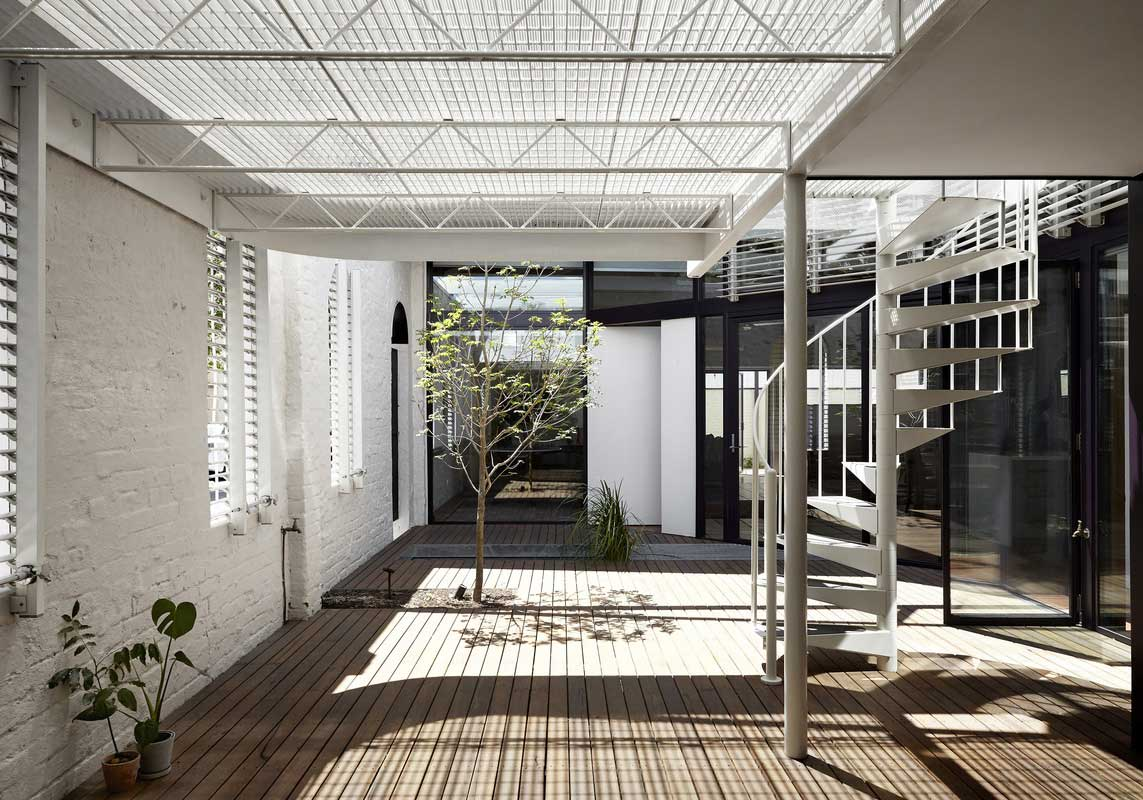 Westgarth by Andrew Maynard Architects. Photo by Fraser Marsden | Yellowtrace