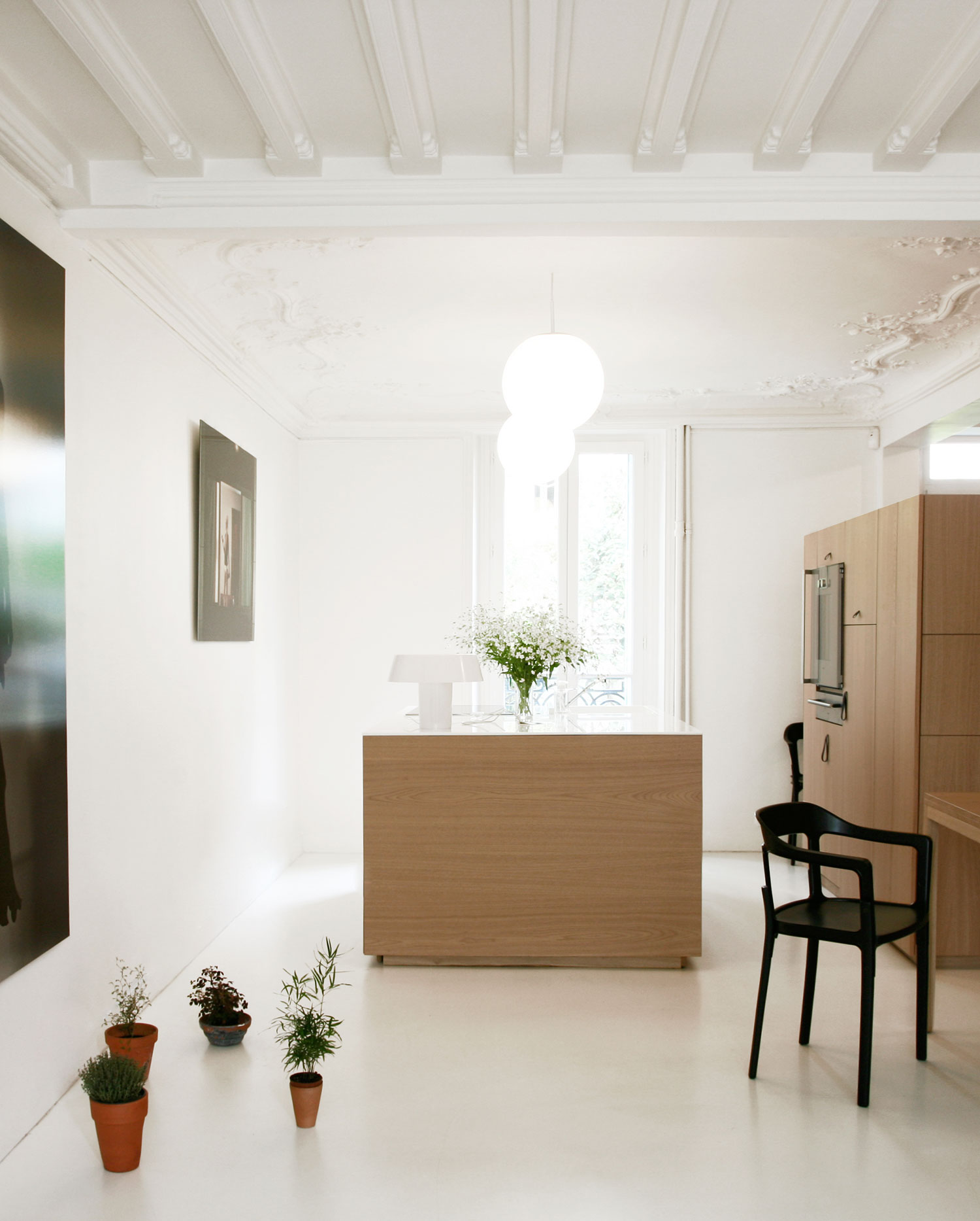 Avenue D'Argenteuil Designed by RMGB | Yellowtrace