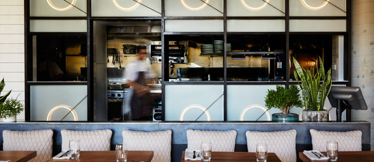 Beccafico Restaurant in Sydney's Waterloo by Matt Wood | Yellowtrace