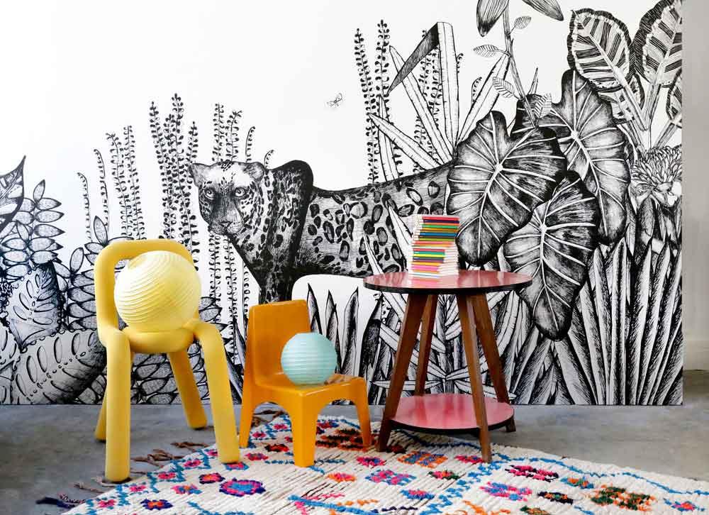 A+A Cooren Bien Fait Wallpaper Showroom | Yellowtrace