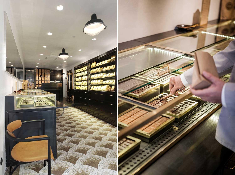 Cigue Chocolat Alain Ducasse Saint Germain | Yellowtrace