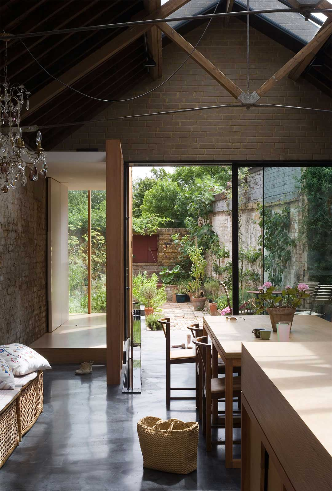 Collage House by Jonathan Tuckey | Yellowtrace