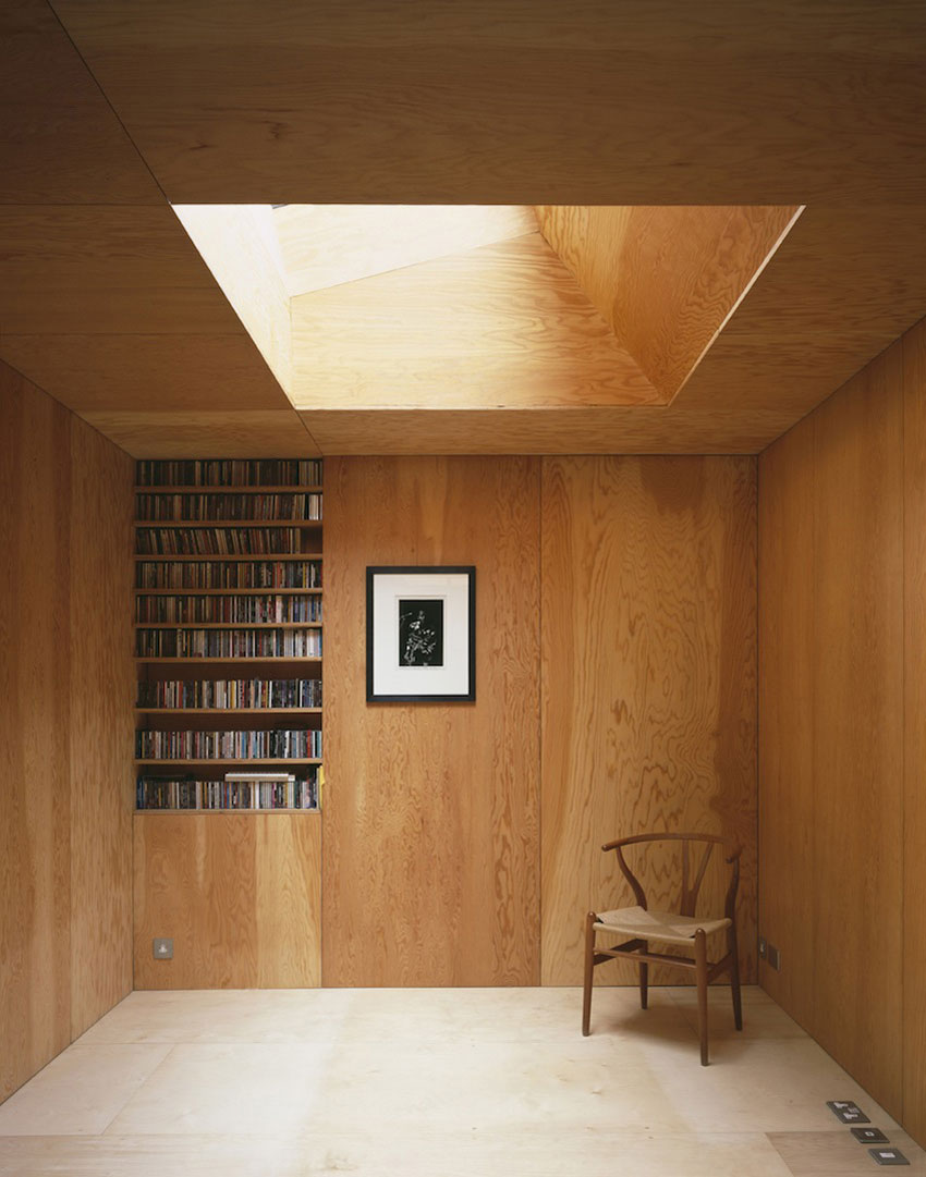 Frame House by Jonathan Tuckey | Yellowtrace