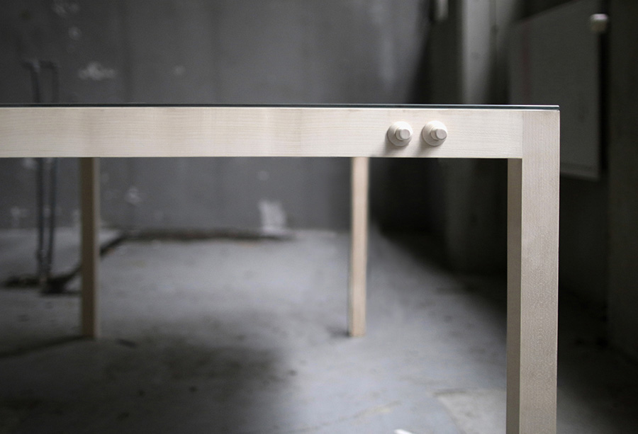 Labyrinth Table | Yellowtrace