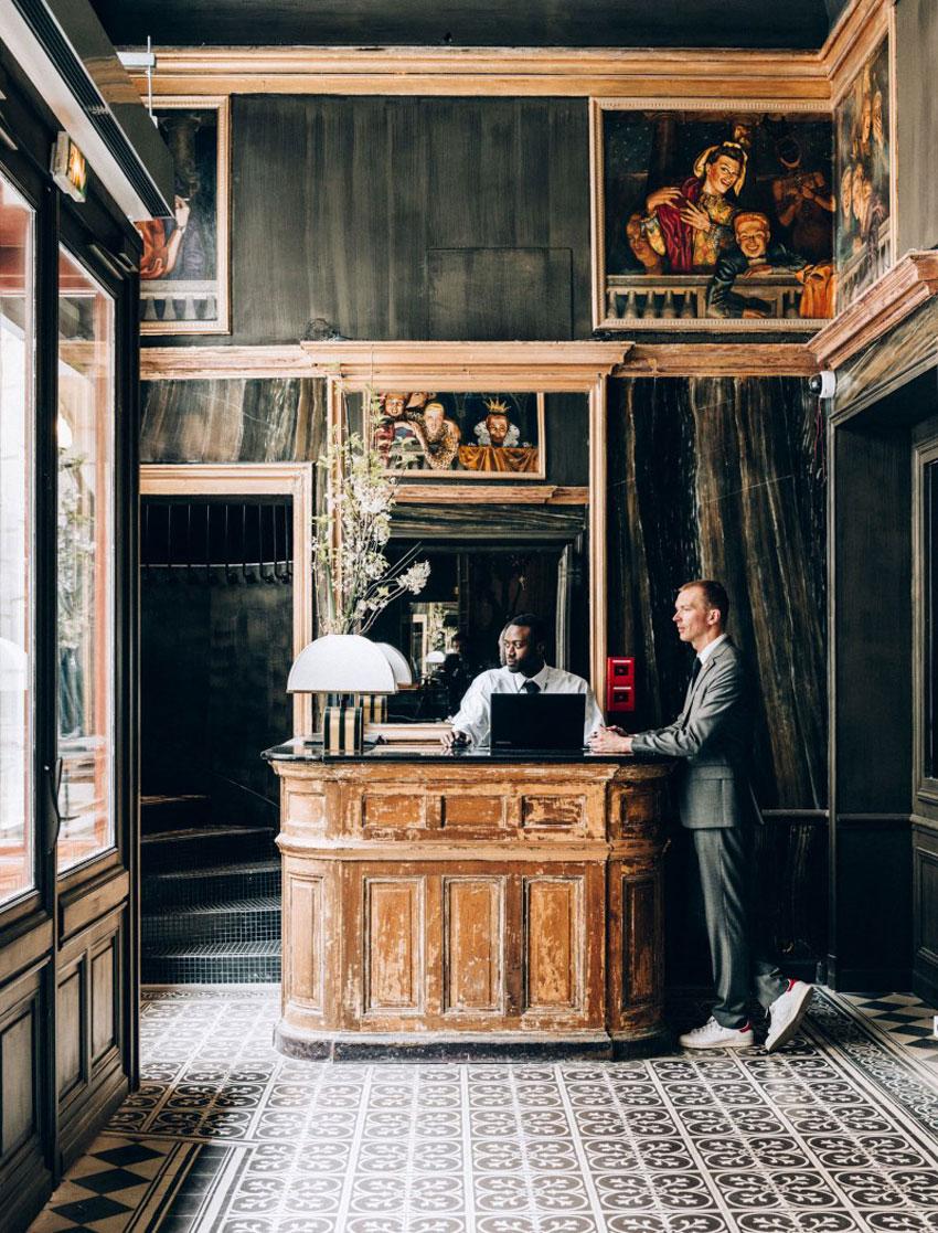 Les Bains Paris | Yellowtrace