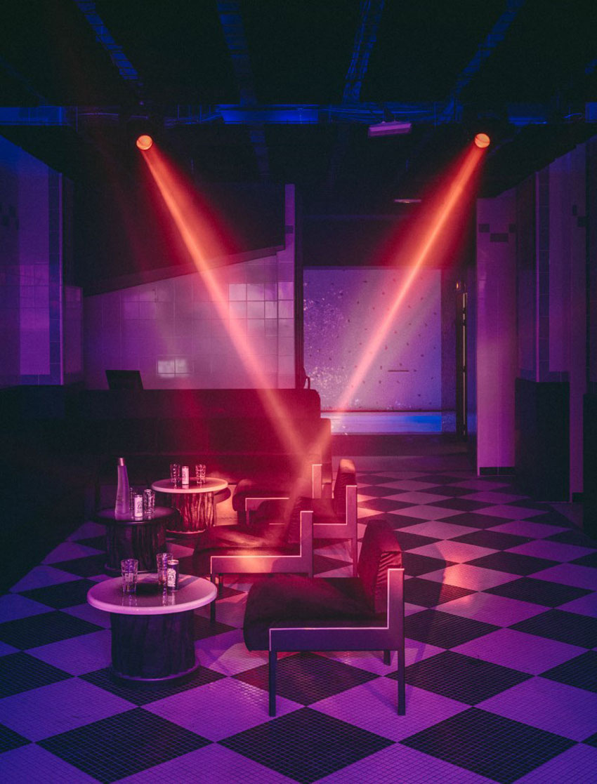 Legendary nightclub les bains paris becomes a luxury hotel for Les bains douches paris