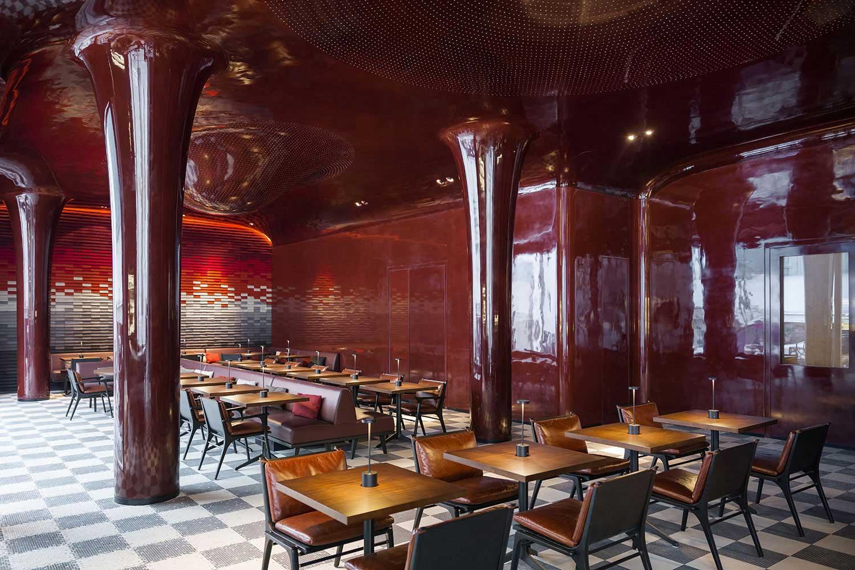 Les Bains Paris Returns as a Luxury Hotel Inside a Nightclub. Photo by Paul Raeside | Yellowtrace