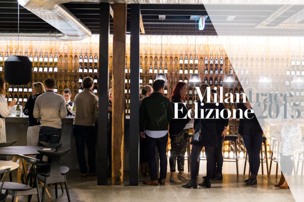 Milantrace2015 Talk Series Presented by Yellowtrace