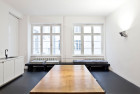 Berlin Branding Agency Stan Hemas Minimalist Office by Thomas Bendel | Yellowtrace