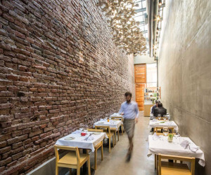 2.4m Wide Restaurant Renovation in Argentina by CAPO estudio | Yellowtrace