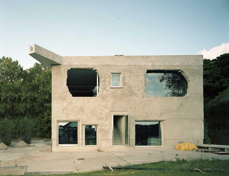 Antivilla by Brandlhuber+ Emde, Schneider   Yellowtrace