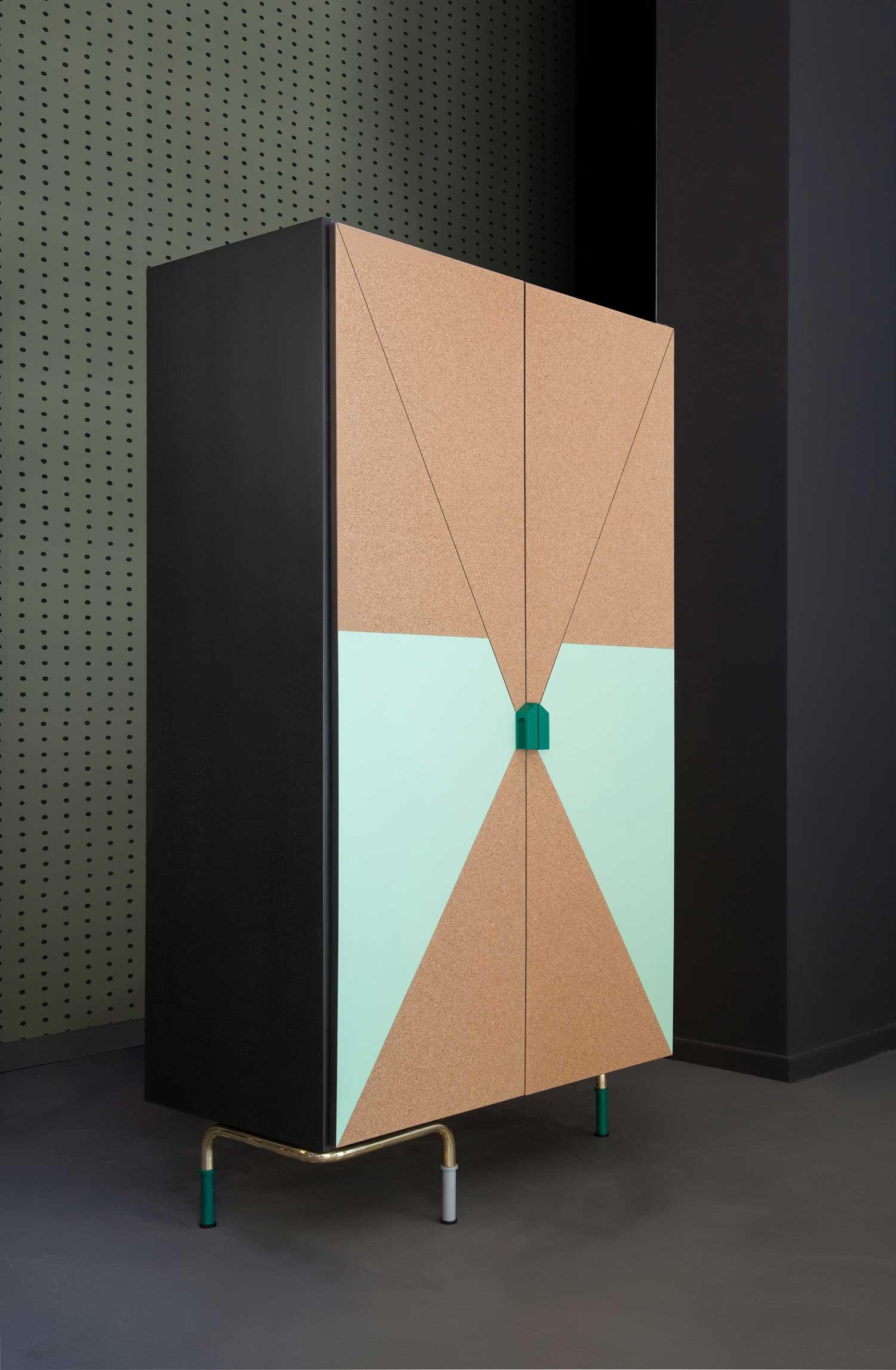 Cose Da Bocia Kids Furniture by Andrea Marcante + Adelaide Testa of Uda Architetti | Yellowtrace