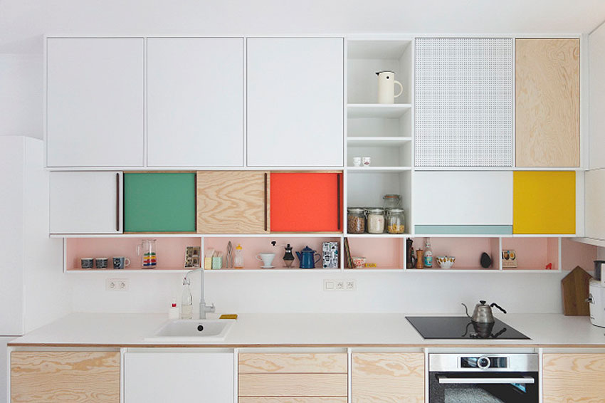 Rotterdam Kitchen by D Otten | Yellowtrace