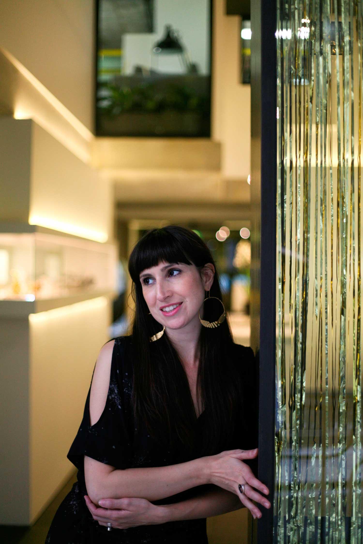 Parallels at NGV Melbourne / Melanie Katsalidis Portrait | Yellowtrace