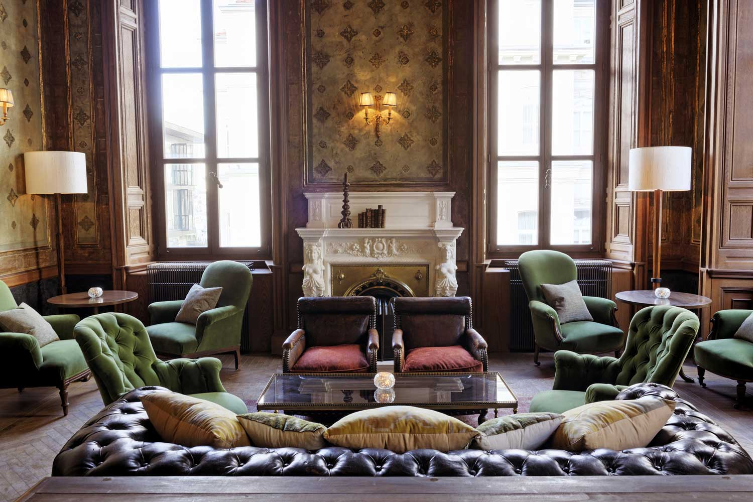 Tour of soho house s around the world yellowtrace for Decor hotel istanbul